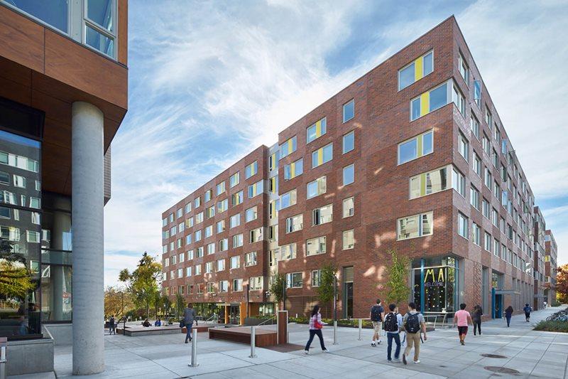 Seattle Intern Housing - UW HFS