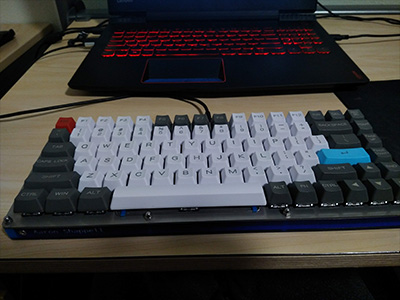 Custom Mechanical Keyboard