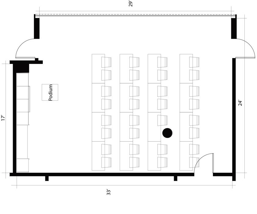 Poplar Hall 106 Uw Hfs