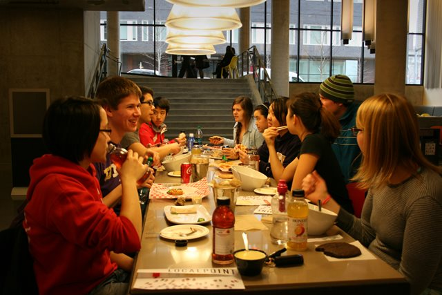 Residential Student Dining