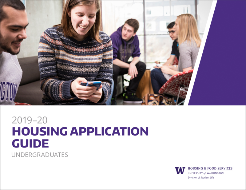 Undergraduate Housing Application Guide